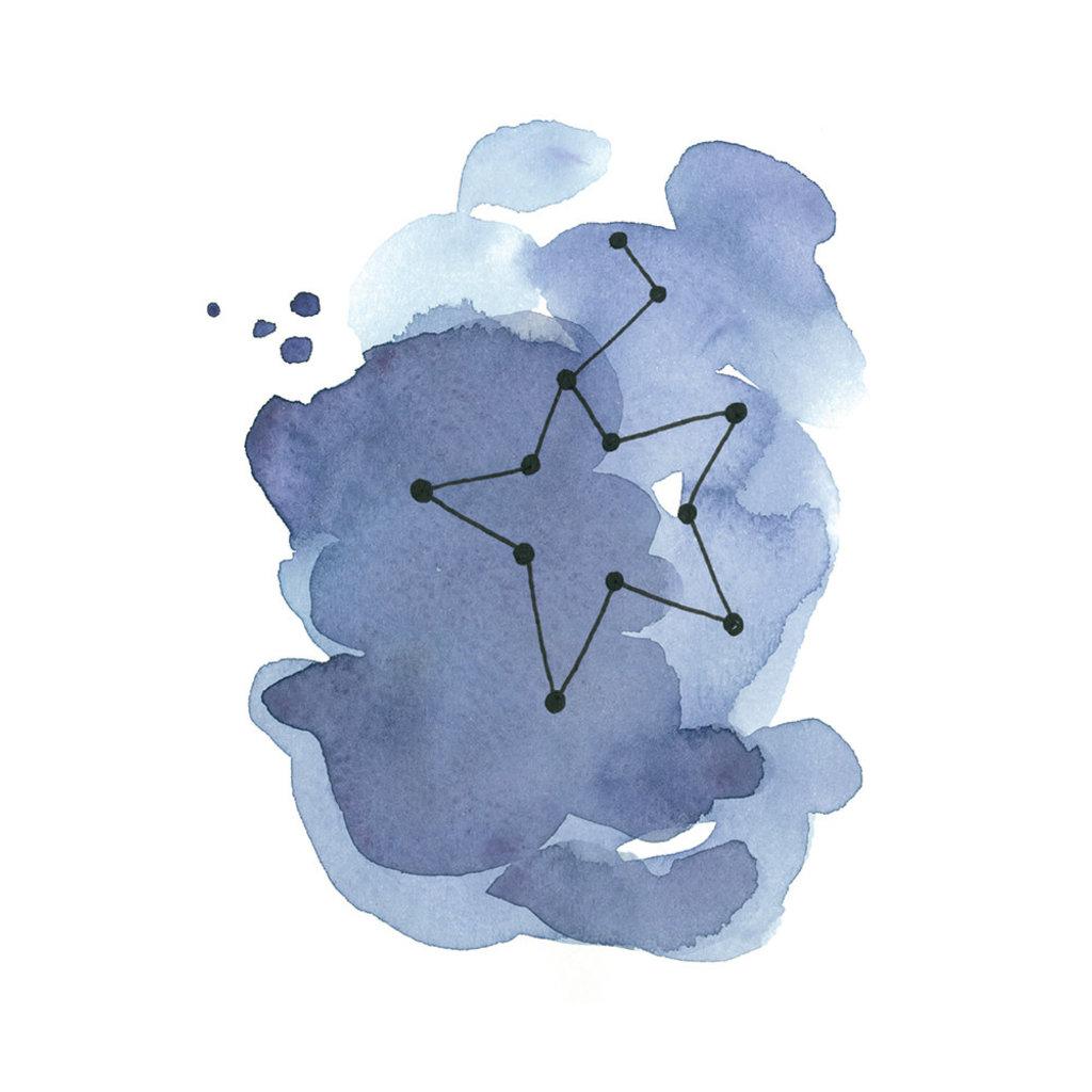 Stéphanie Renière Carte - Une étoile est née