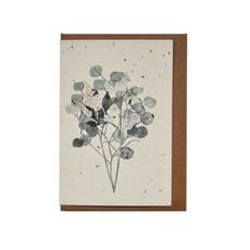 Lili Graffiti Carte ensemencée - Botanique