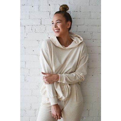 Dailystory clothing June Chandail à capuchon - beige