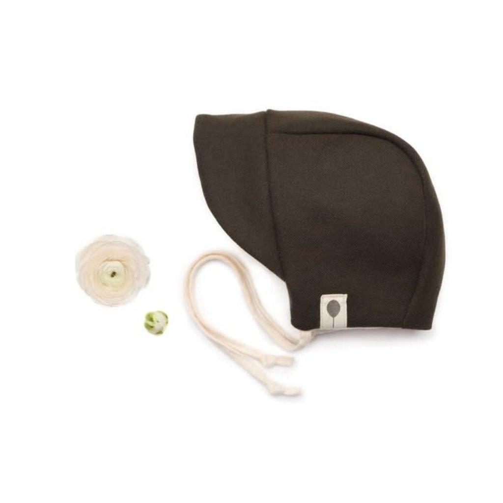 Bonnet pour bébé - Vert univers