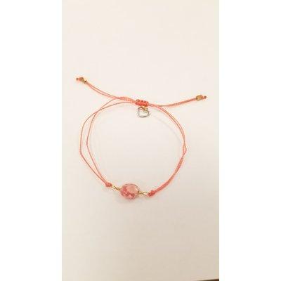 Si Simple Bracelet - Rhodo