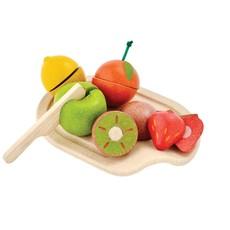 Plan Toys Jouet en bois écologiques - Fruits