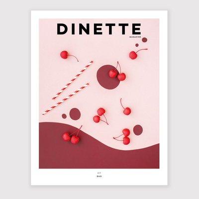 Dînette magazine Dinette Magazine 017 - Duo
