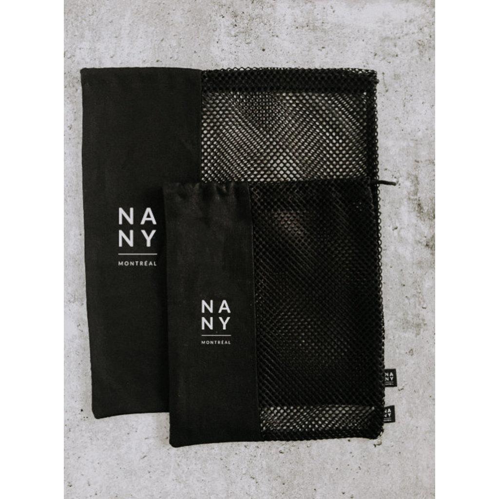 NANY eco&moi Ensemble de deux sacs en filet