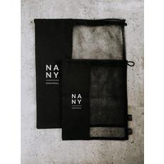 NANY eco&moi Ensemble de deux sacs en toile