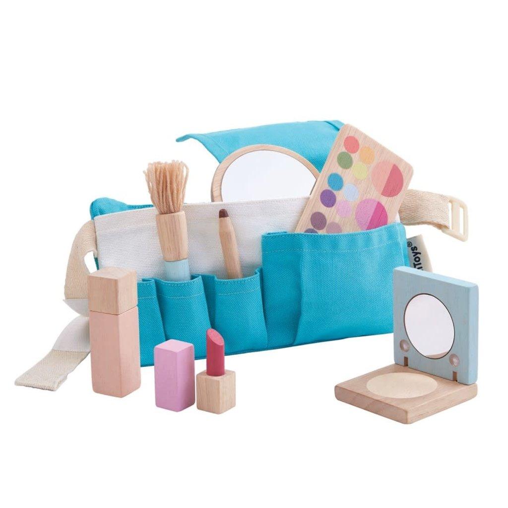 Plan Toys Jouet en bois écologiques - Trousse de maquillage