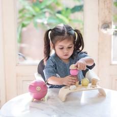 Plan Toys Jouet en bois écologiques - La fabrique des glaces