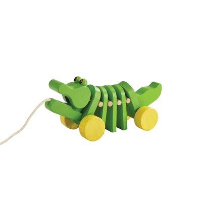 Plan Toys Jouet en bois écologiques - Alligator dansant