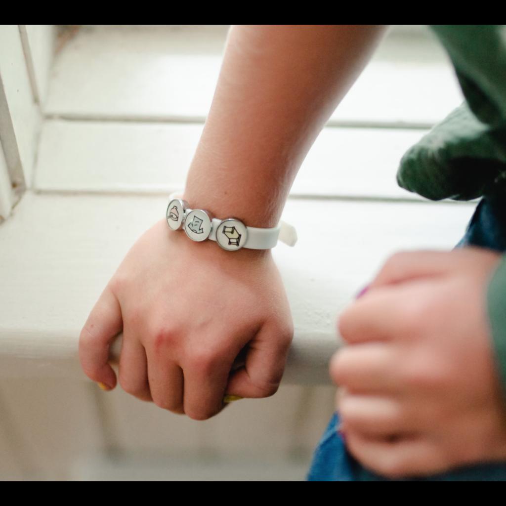 Les Belles Combines Bracelet - Ma routine du matin