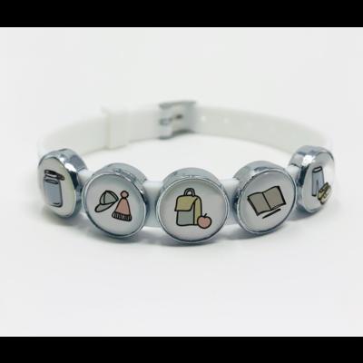 Les Belles Combines Bracelet - Dans mon sac d'école