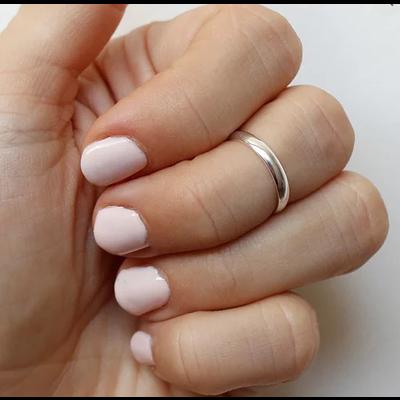 Neuf vingt cinq Bague mi-doigt - La Loyale