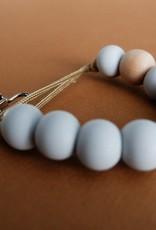 Minika Attache-suce - Light grey