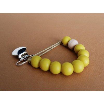 Minika Attache-suce - Moutarde