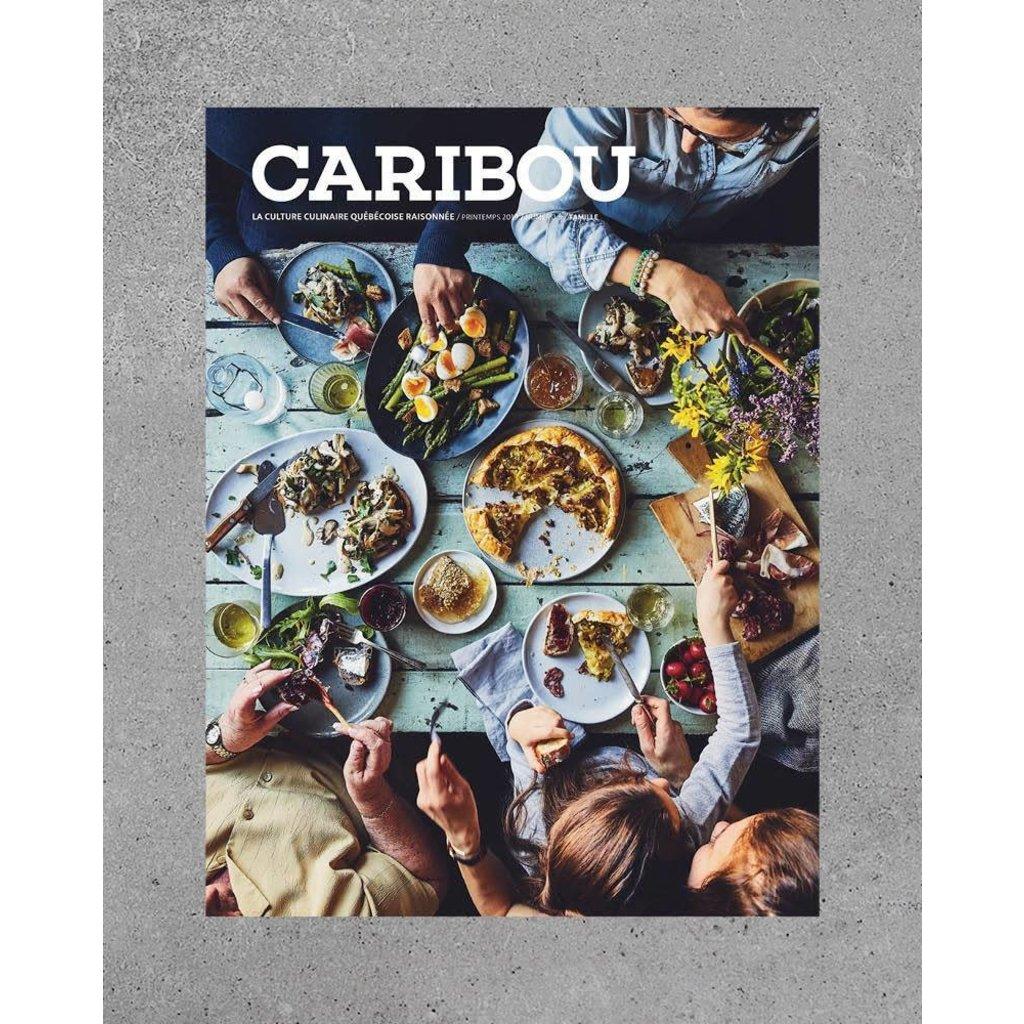Caribou Magazine Caribou - Volume 9