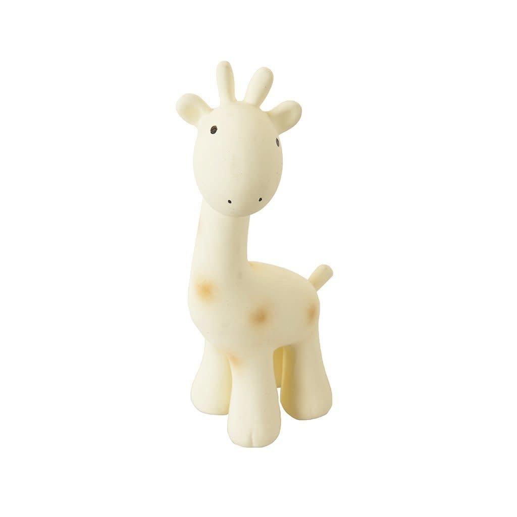 TIKIRI Jouet en caoutchouc naturel - Girafe