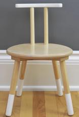 Jeremyfruitfurniture Chaise pour enfant en bois