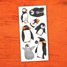 Picotatoo Tatouage - Les pingouins
