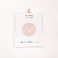 Kit de Survie Calendrier 2020 - Une promo inédite par mois