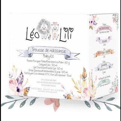 Léo et Lili Trousse de naissance (5 produits)