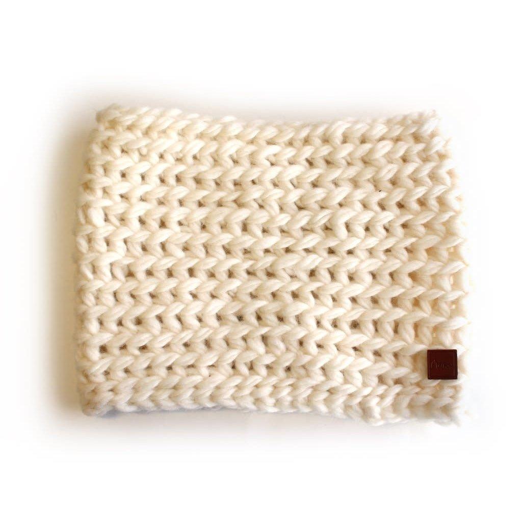 Gibou Cache-cou en laine