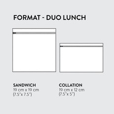 DemainDemain Duo Lunch - La minimaliste