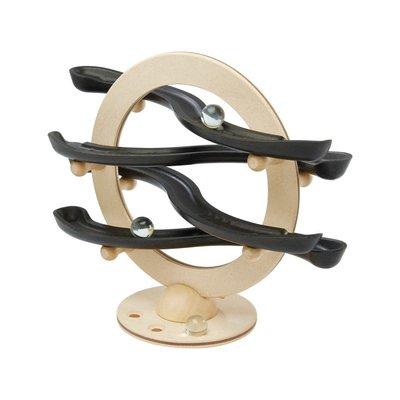 Plan Toys Jouet en bois écologiques - Click Clack courbé