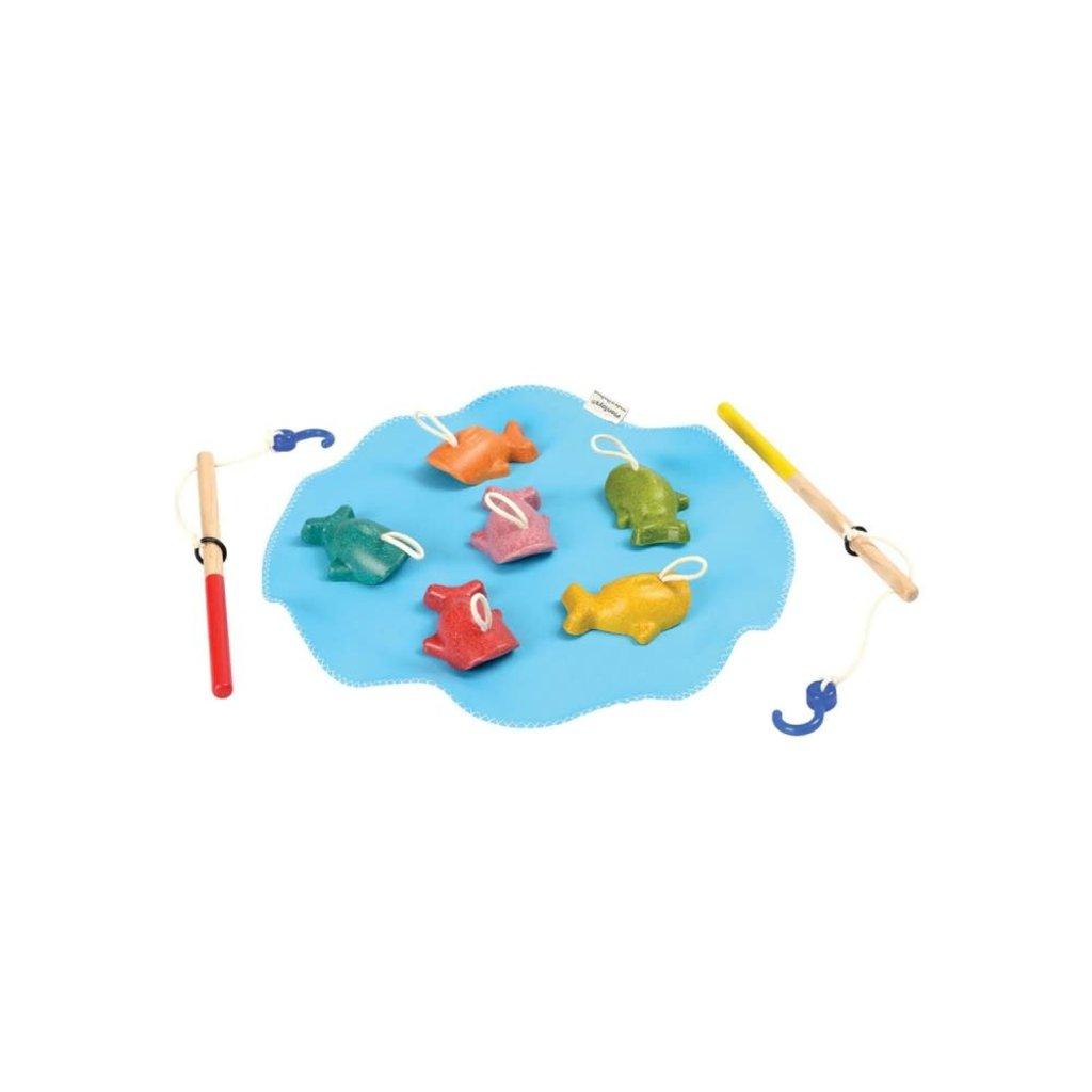 Plan Toys Jouet en bois écologiques - Pêche à la ligne