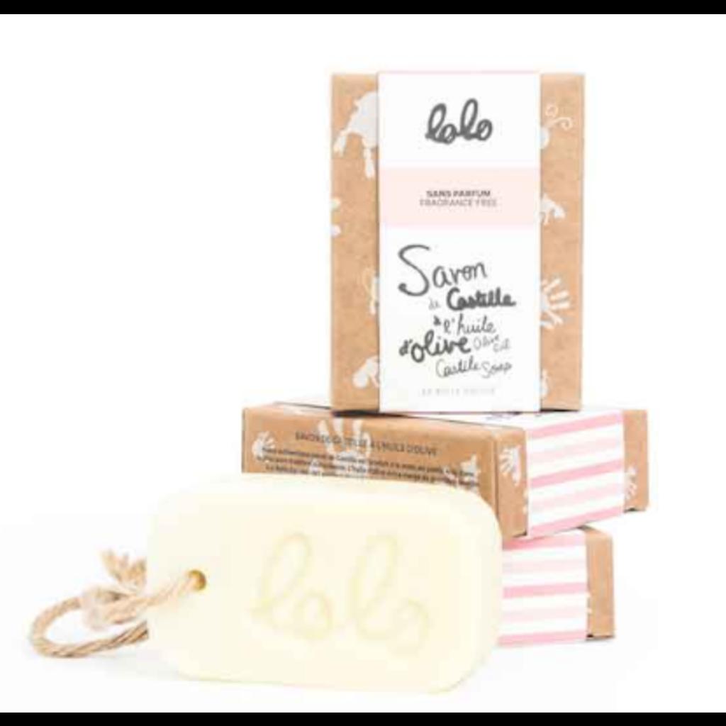 lolo Savon de Castille - Sans parfum