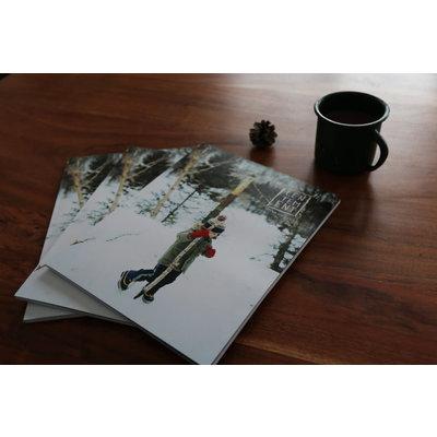 Lentement Magazine Lentement - Hiver 17