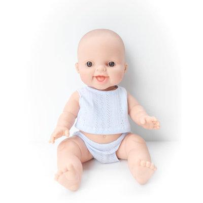 Paola Reina Poupée Bébé en pyjama - Simon