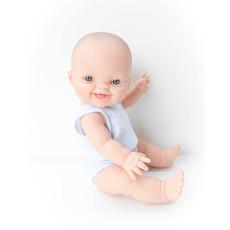 Paola Reina Poupée Bébé en pyjama - Carl