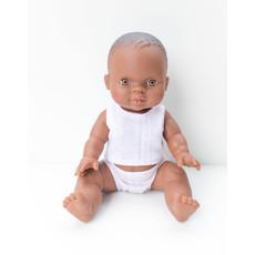 Paola Reina Poupée Bébé en pyjama - Ruby