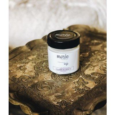 Les produits Marée Chandelle - Lavande et jasmin