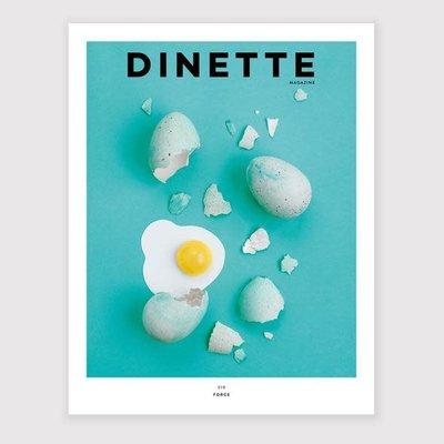 Dînette magazine Dinette Magazine 018 - Force