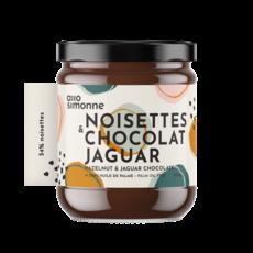 Allo Simonne Tartinade - Noisette Chocolat Jaguar