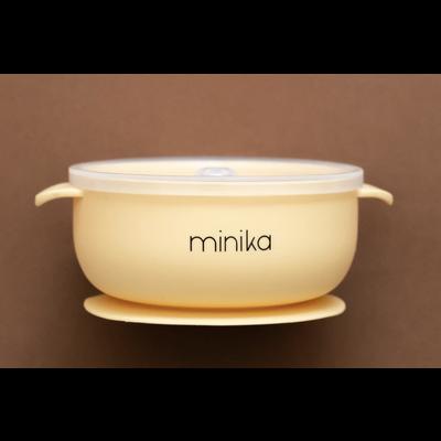 Minika Bol en silicone - Banana