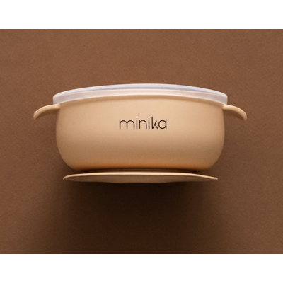 Minika Bol en silicone - Natural