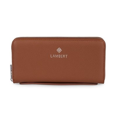 Lambert Lambert Meli - Porte-feuille Noisette
