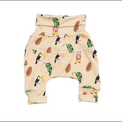 Little yogi Pantalon harem évolutif - Toucana