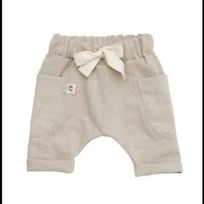 Little yogi Pantalon en lin - Desert