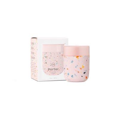 W&P porter Tasse céramique - Terrazo rose