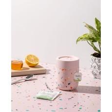 W&P porter Tasse céramique - Terrazzo rose 12 oz