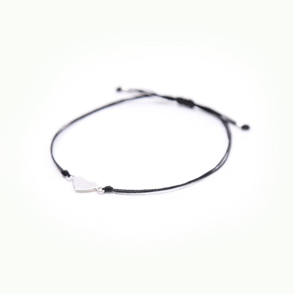 Si Simple Bracelet - Heart