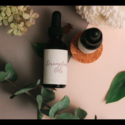 Scrumptious oils Le Glowing Elixir - Élixir pour le visage