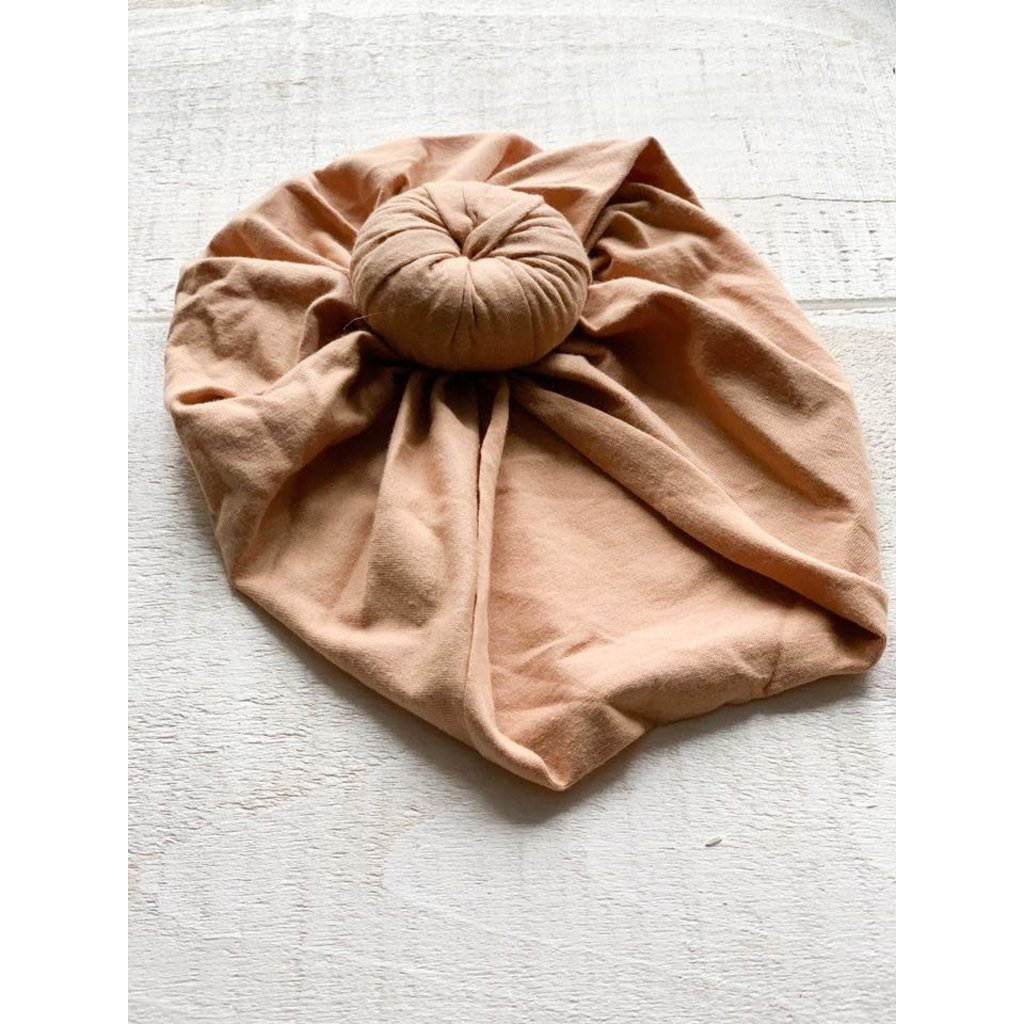 Mini Bretzel Turban de bébé