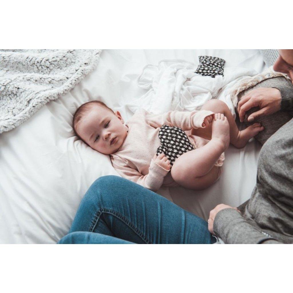 Amma Thérapie Coussin réconfort coeur pour bébé