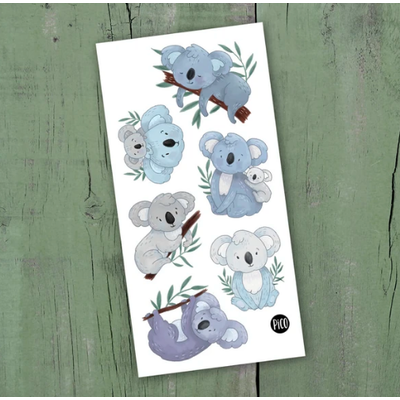 Picotatoo Tatouage - Koala