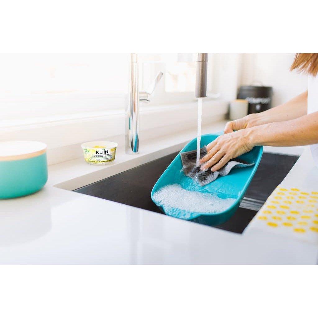 KLIIN Pâte nettoyante à vaisselle - Citron