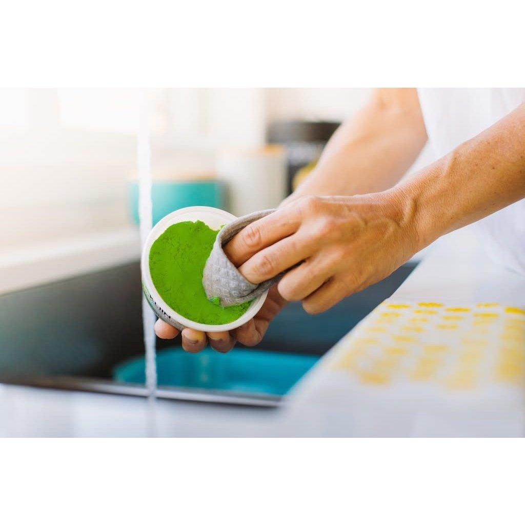 KLIIN Pâte nettoyante à vaisselle - Lime