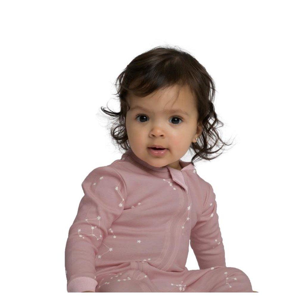 ZippyJamz Pyjama - Galaxy Love Pink